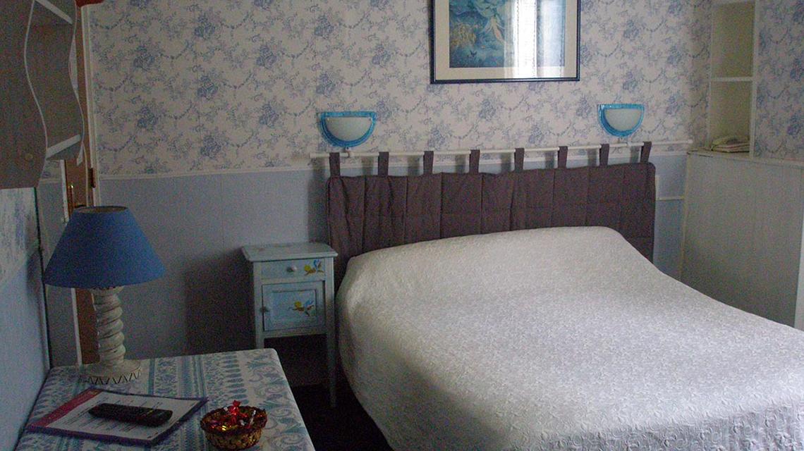 Chambre confort - 1 lit double