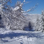 Ski hors piste - Brides les bains