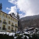 Hôtel thermal et Spa - Brides les bain - hiver